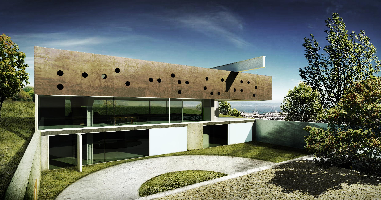 3d architectural modelling - Maison de l architecture bordeaux ...